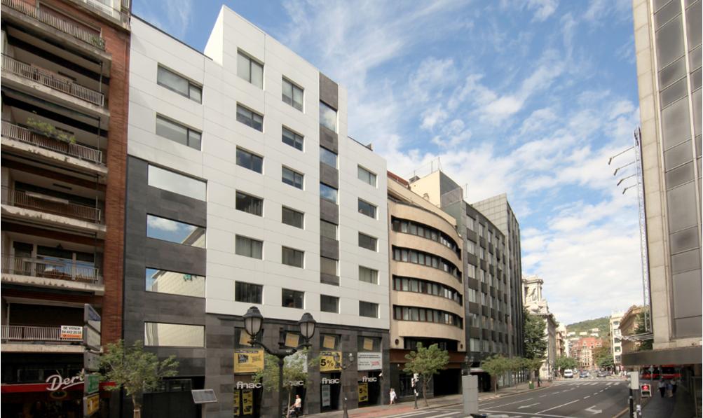 Edificio Echevarría - Activo de Trajano Iberia en Bilbao