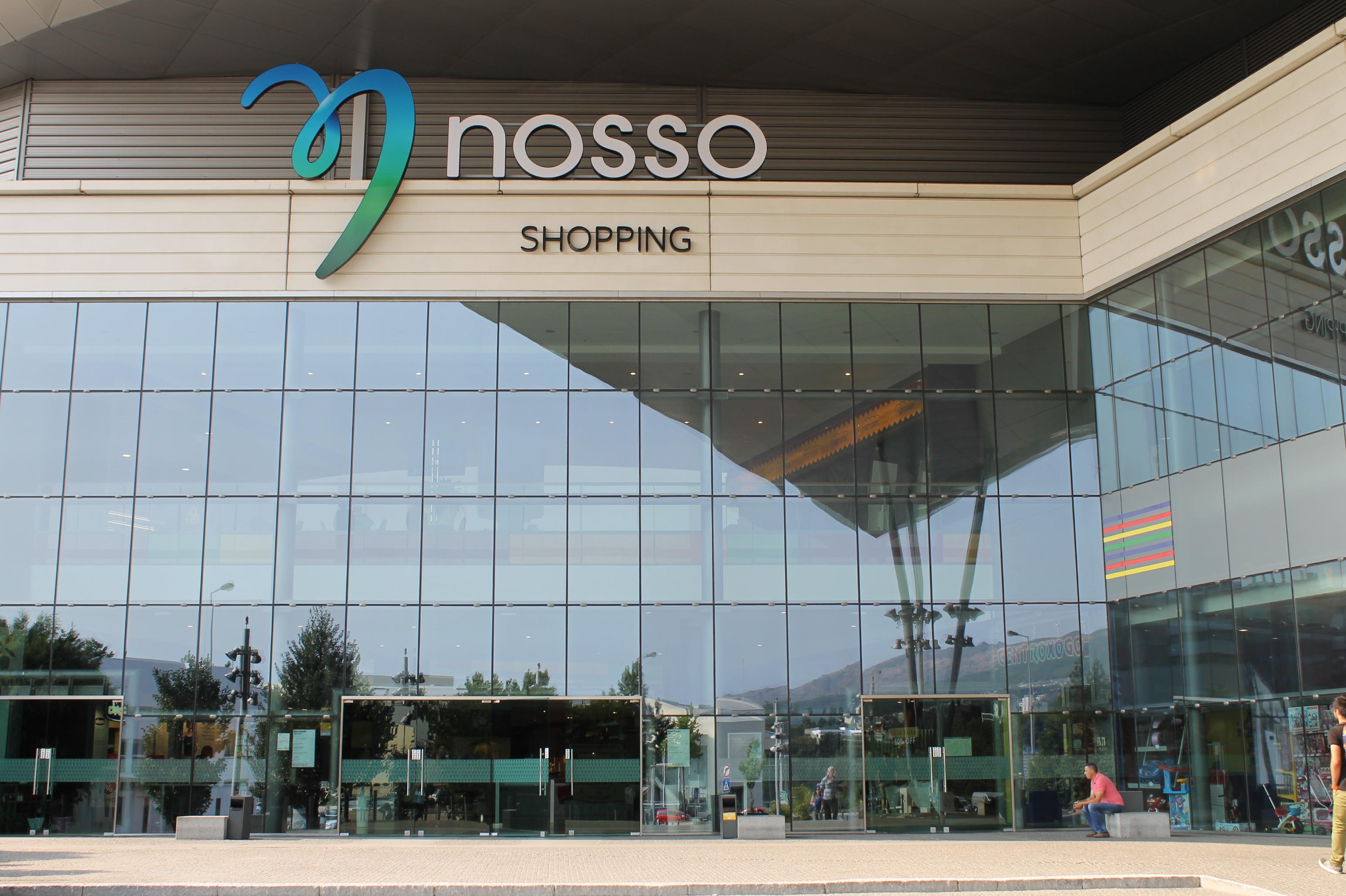 NOSSO SHOPPING DOURO - Activo de Trajano Iberia en Vila Real